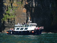 Cliffs of Moher Cruise from Doolin Co Clare