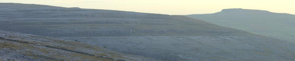 karst Landscape in the Burren Co Clare
